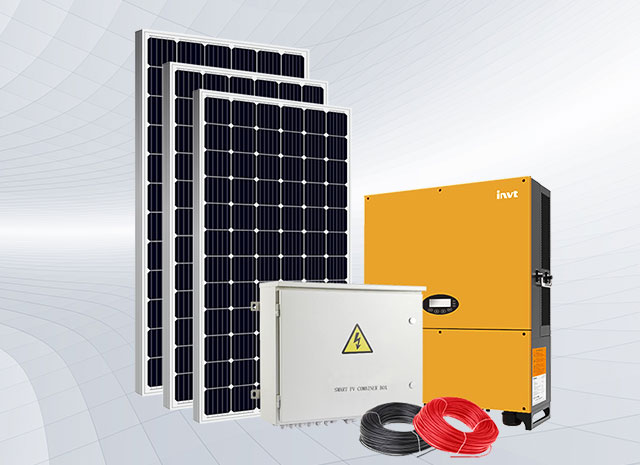 Commercial On-Grid Solar System