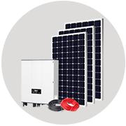 ON-GRID SOLAR POWER SYSTEM