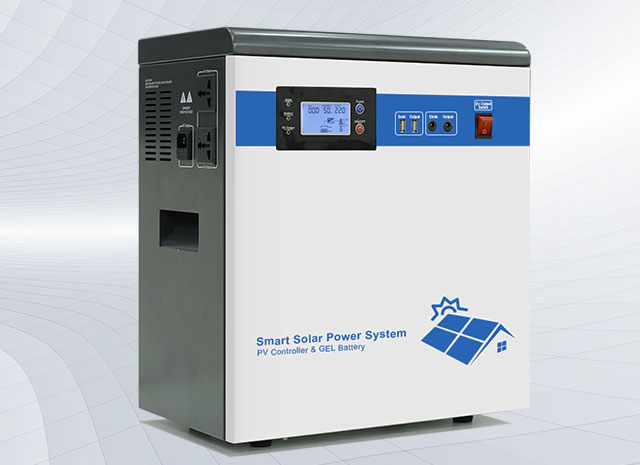 Lead-acid Battery Solar System