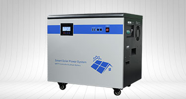 Lithium Battery Solar System
