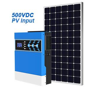 500VDC PV INPUT