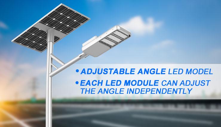 ADJUSTABLE ANGLE LED MODEL