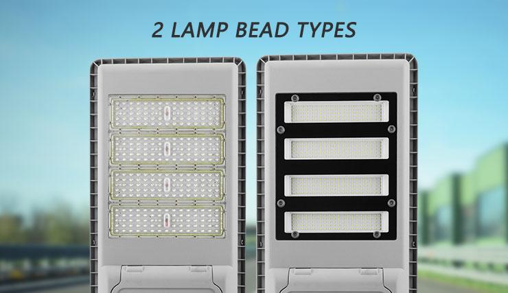 2 LAMP BEAD TYPES