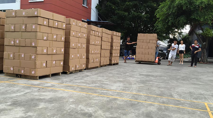 PRODUCT PACKAGING AND TRANSPORTATION