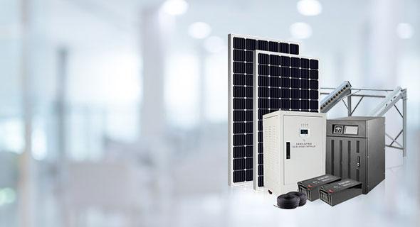 30-200KW Off-Grid Solar System