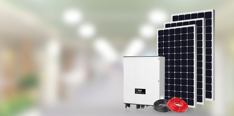 Home On-Grid Solar System