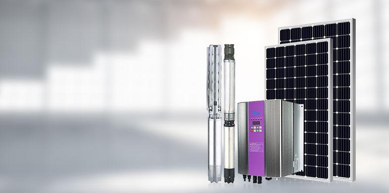 0.4-11KW Solar Water Pump System