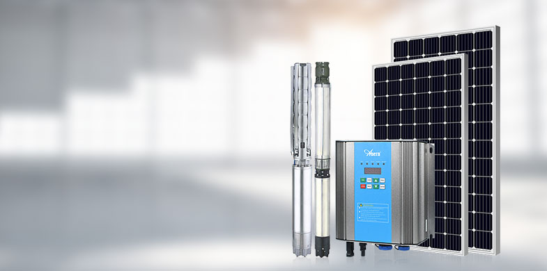 11-45KW Solar Water Pump System