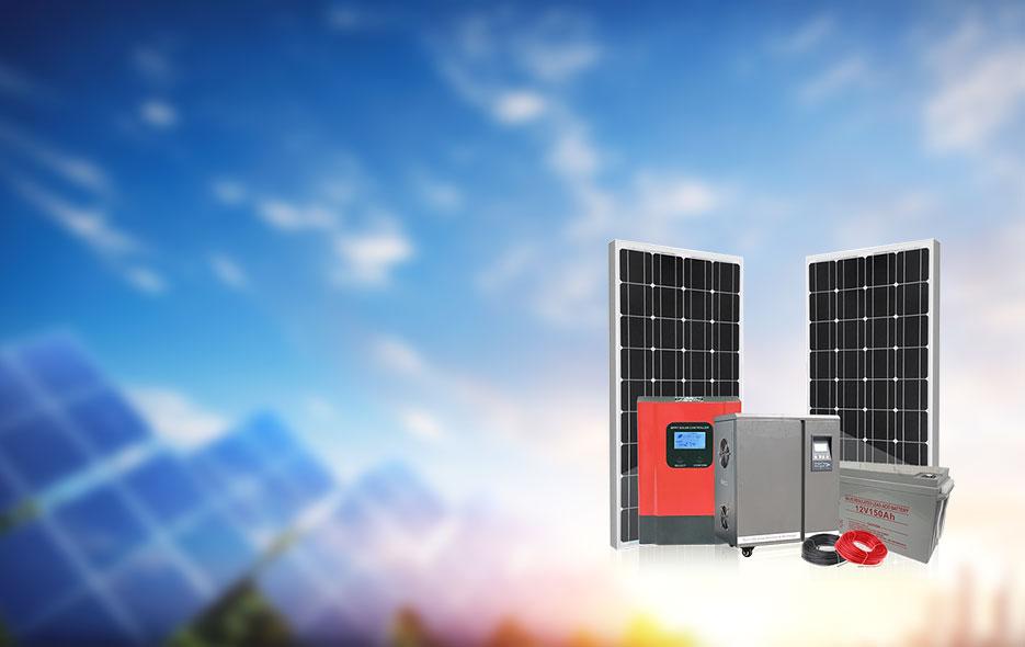 15-20KW Off-Grid Solar System