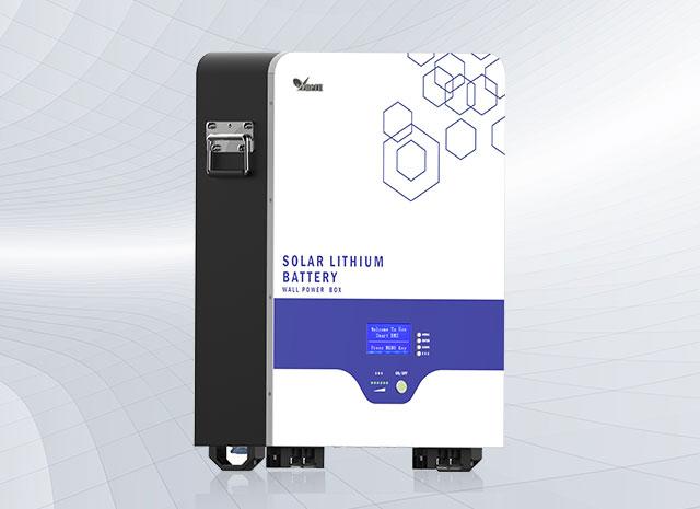 Lifepo4 Lithium Solar Battery (LPB)
