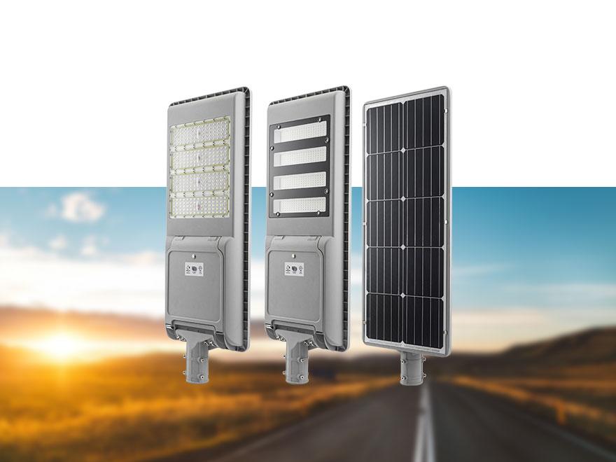 Solar Street Light (ISSL-C)