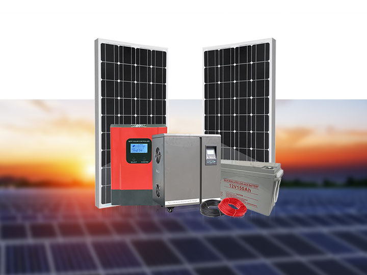 15-20KW Off-Grid Solar Power System