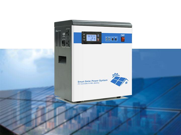 Lead-acid Battery Solar Storage System